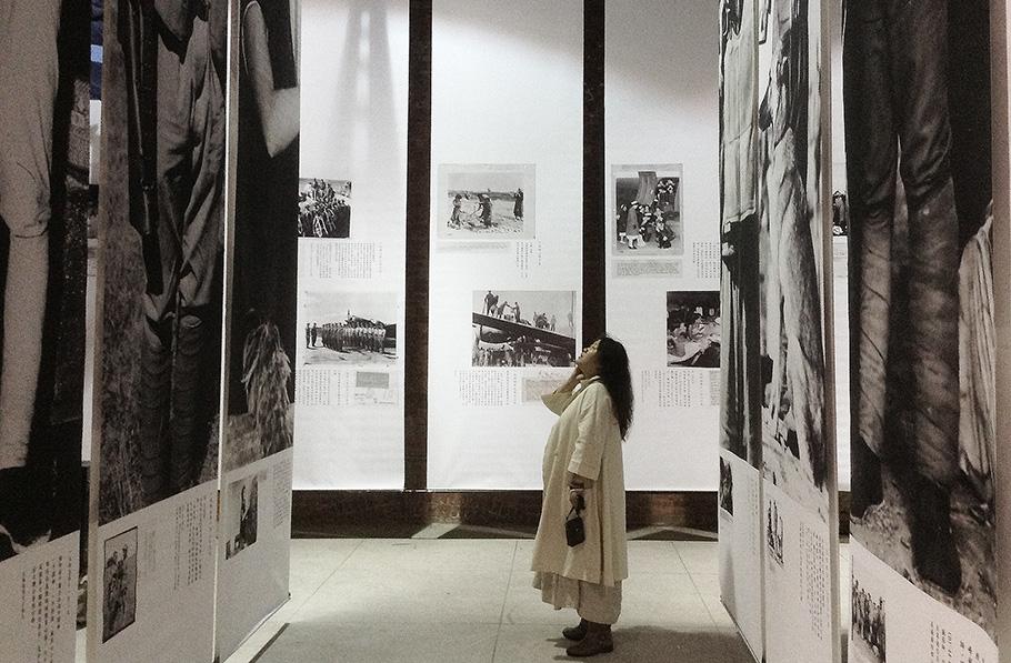《國家記憶》系列巡展 ——深圳、騰沖、臺北、重慶、杭州