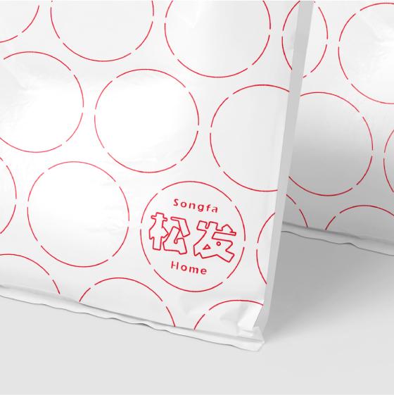 松發生活館——品牌視覺形象設計